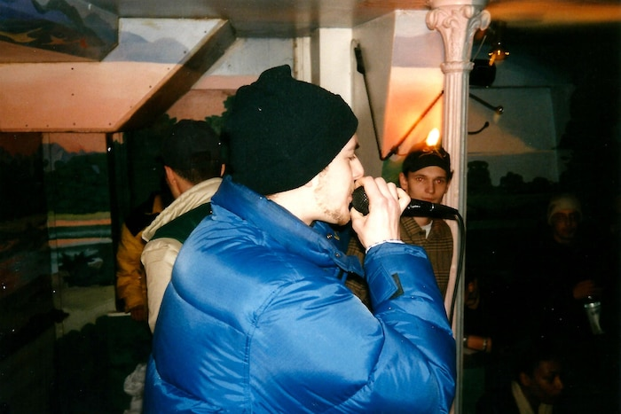 The Infamous Tape Scene Of Berlins Rap Underground Red